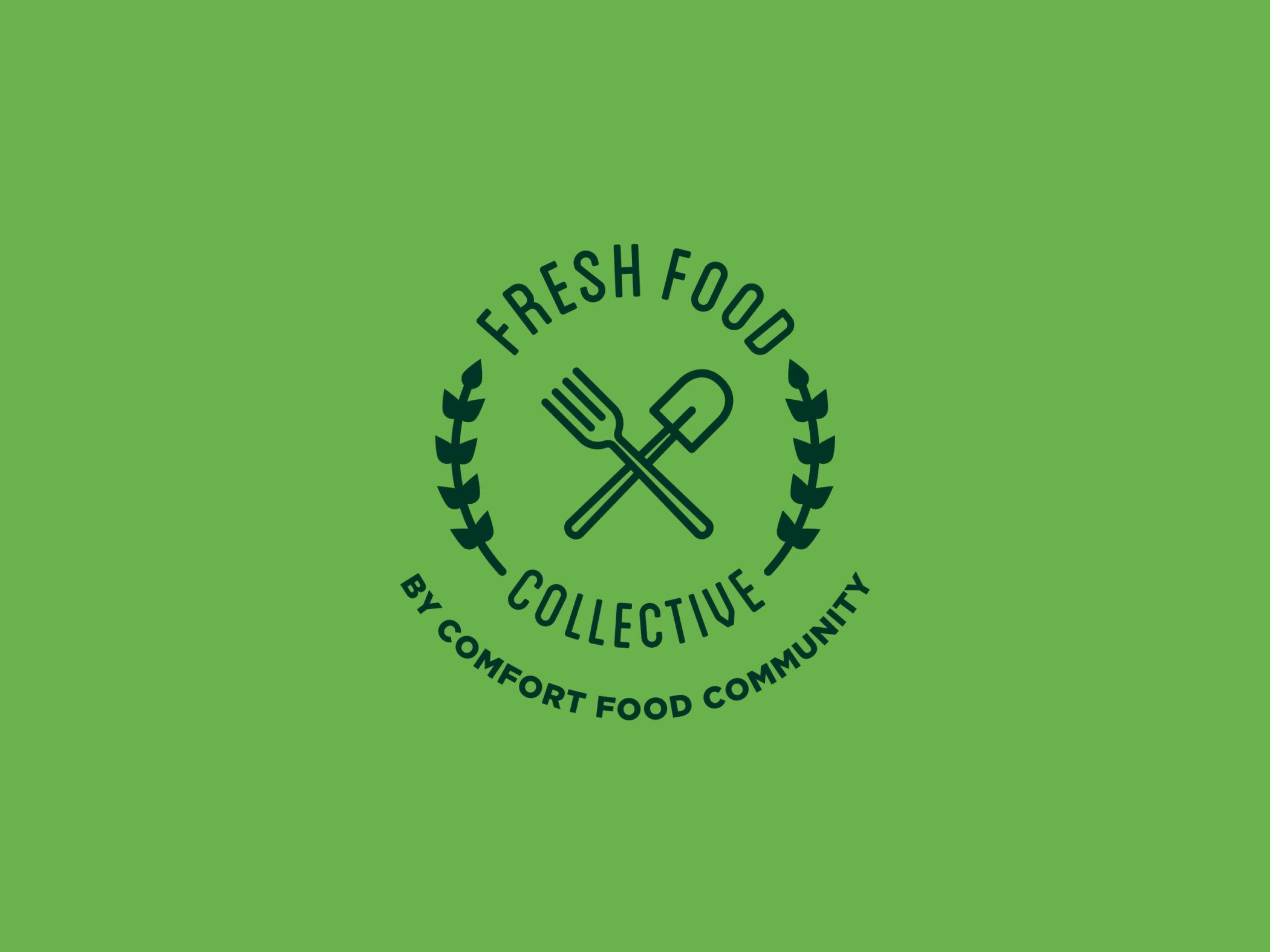 fresh food collective branding