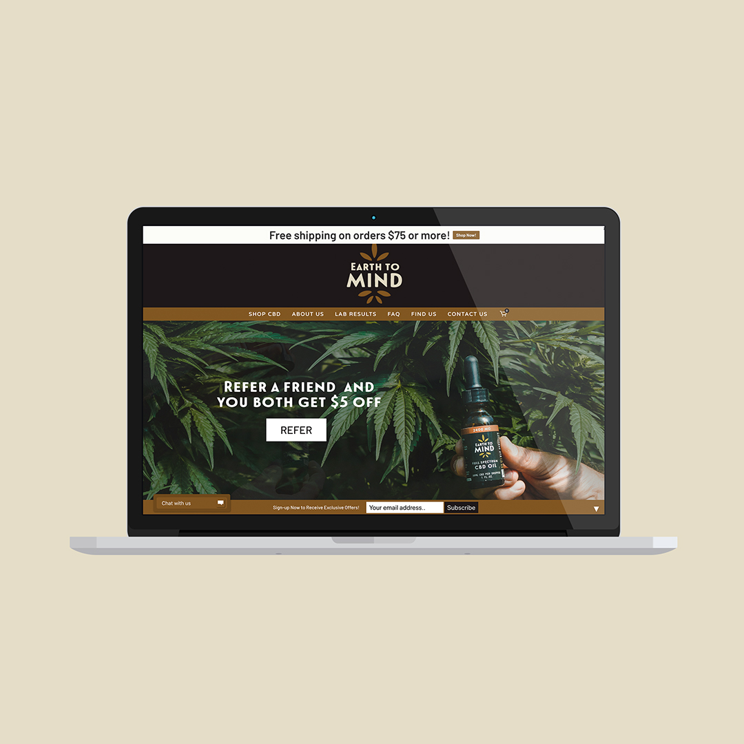 earth to mind website