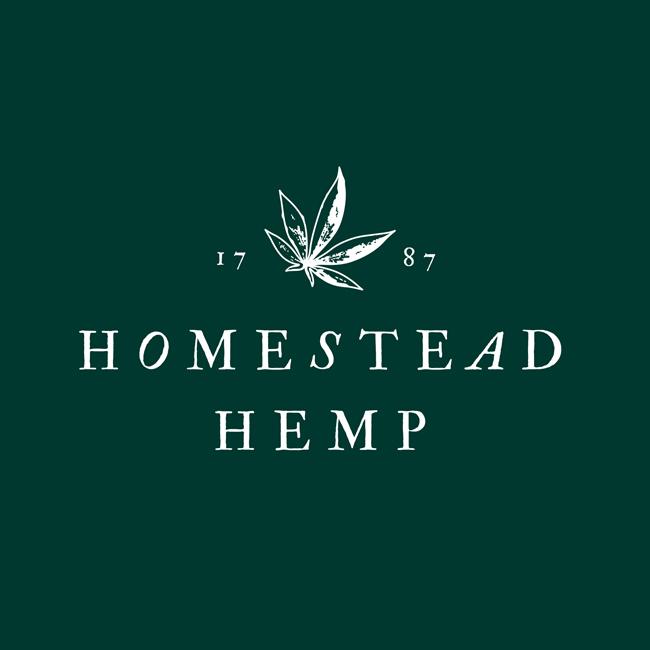 Homestead Hemp cannabis brand logo