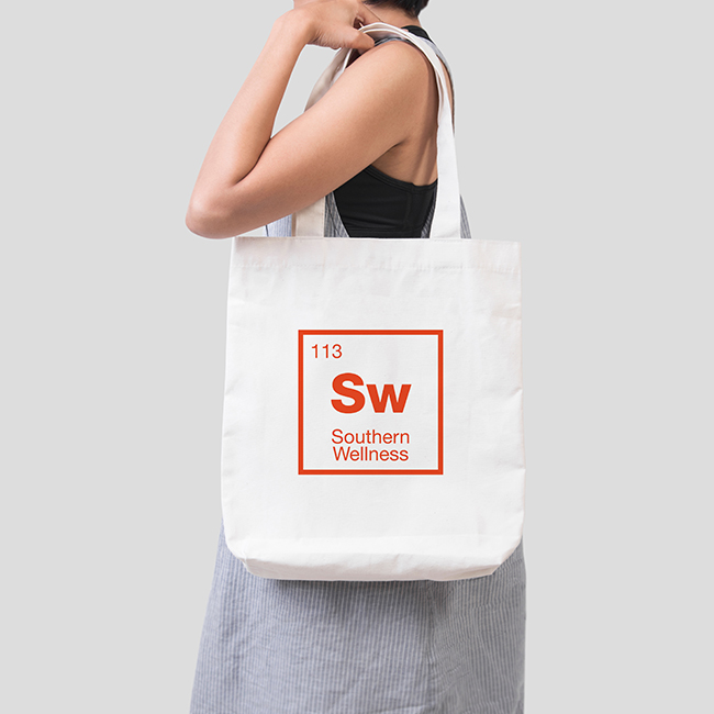 Southern Wellness bag