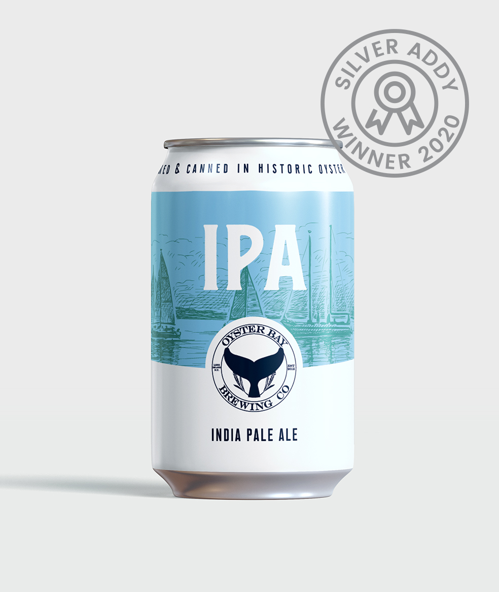 oyster bay brewing winning beer design
